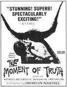 Il momento della verità - poster (xs thumbnail)