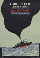 The Wreck of the Mary Deare - Polish Movie Poster (xs thumbnail)