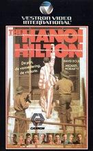 The Hanoi Hilton - VHS cover (xs thumbnail)