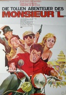 Les tribulations d'un chinois en Chine - German Movie Poster (xs thumbnail)