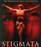 Stigmata - Blu-Ray movie cover (xs thumbnail)