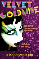 Velvet Goldmine - Canadian Movie Poster (xs thumbnail)