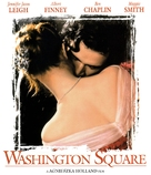 Washington Square - Blu-Ray cover (xs thumbnail)