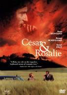 César et Rosalie - DVD movie cover (xs thumbnail)