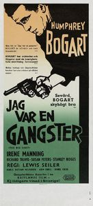 The Big Shot - Swedish Re-release movie poster (xs thumbnail)
