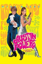 Austin Powers: International Man of Mystery - DVD movie cover (xs thumbnail)