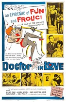 Doctor in Love - Movie Poster (xs thumbnail)