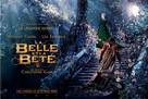 La belle & la bête - French Movie Poster (xs thumbnail)