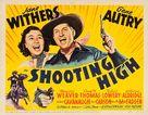 Shooting High - Movie Poster (xs thumbnail)