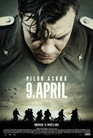 9. april - Danish Movie Poster (xs thumbnail)