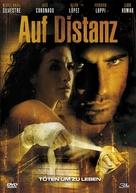 Distancia, La - German DVD cover (xs thumbnail)