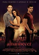 The Twilight Saga: Breaking Dawn - Part 1 - Portuguese Movie Poster (xs thumbnail)