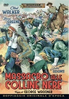 Requiem to Massacre - Italian DVD movie cover (xs thumbnail)