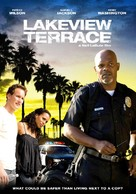 Lakeview Terrace - DVD movie cover (xs thumbnail)