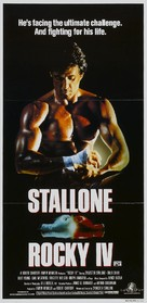 Rocky IV - Australian Movie Poster (xs thumbnail)