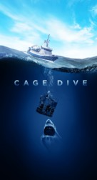 Cage Dive - Movie Poster (xs thumbnail)