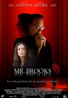 Mr. Brooks - Mexican Movie Poster (xs thumbnail)