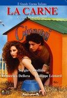 La carne - Italian DVD cover (xs thumbnail)