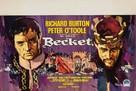 Becket - Belgian Movie Poster (xs thumbnail)