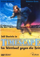 Timescape - German DVD movie cover (xs thumbnail)