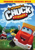 """The Adventures of Chuck & Friends"" - DVD cover (xs thumbnail)"