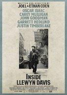 Inside Llewyn Davis - Thai Movie Poster (xs thumbnail)