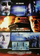 Red Serpent - German Movie Poster (xs thumbnail)