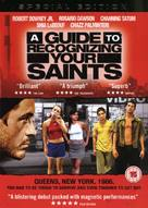 A Guide to Recognizing Your Saints - British DVD cover (xs thumbnail)