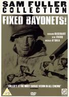Fixed Bayonets! - British DVD movie cover (xs thumbnail)