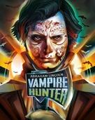 Abraham Lincoln: Vampire Hunter - German Blu-Ray movie cover (xs thumbnail)