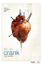 Crank - German Movie Poster (xs thumbnail)
