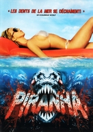 Piranha - Canadian Movie Cover (xs thumbnail)
