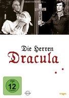 Dracula père et fils - German DVD cover (xs thumbnail)