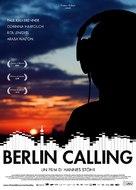 Berlin Calling - Italian Movie Poster (xs thumbnail)