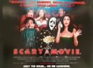 Scary Movie - British Movie Poster (xs thumbnail)