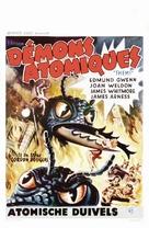 Them! - Belgian Movie Poster (xs thumbnail)