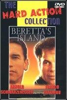 Beretta's Island - DVD cover (xs thumbnail)