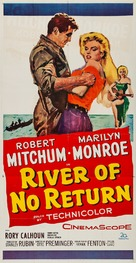 River of No Return - Movie Poster (xs thumbnail)