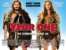 The Year One - British Movie Poster (xs thumbnail)
