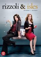 """Rizzoli & Isles"" - Dutch DVD cover (xs thumbnail)"