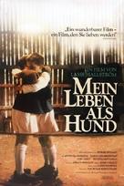 Mitt liv som hund - German Movie Poster (xs thumbnail)