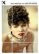 Salò o le 120 giornate di Sodoma - German Blu-Ray cover (xs thumbnail)
