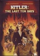 Hitler: The Last Ten Days - Movie Cover (xs thumbnail)