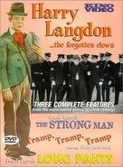 Tramp, Tramp, Tramp - DVD movie cover (xs thumbnail)