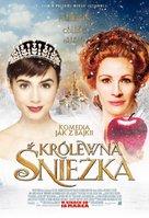 Mirror Mirror - Polish Movie Poster (xs thumbnail)