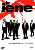 Reservoir Dogs - Italian Movie Cover (xs thumbnail)
