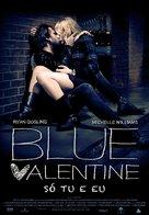 Blue Valentine - Portuguese Movie Poster (xs thumbnail)