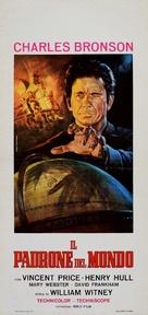 Master of the World - Italian Movie Poster (xs thumbnail)