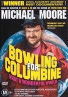 Bowling for Columbine - Australian DVD cover (xs thumbnail)