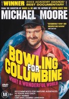Bowling for Columbine - Australian DVD movie cover (xs thumbnail)